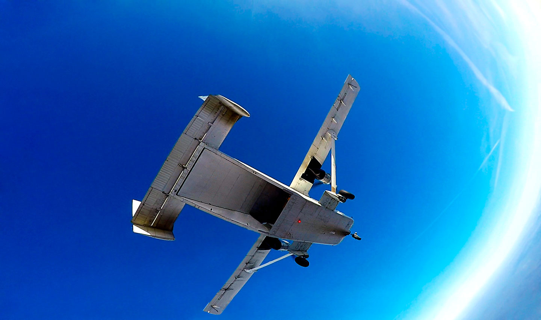 skyvan - Samolot