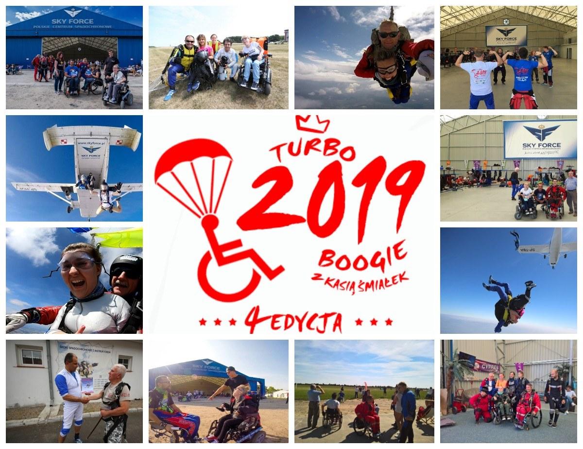 Turboboogie z Kasią Śmiałek 4 edycja 13-14.07.2019