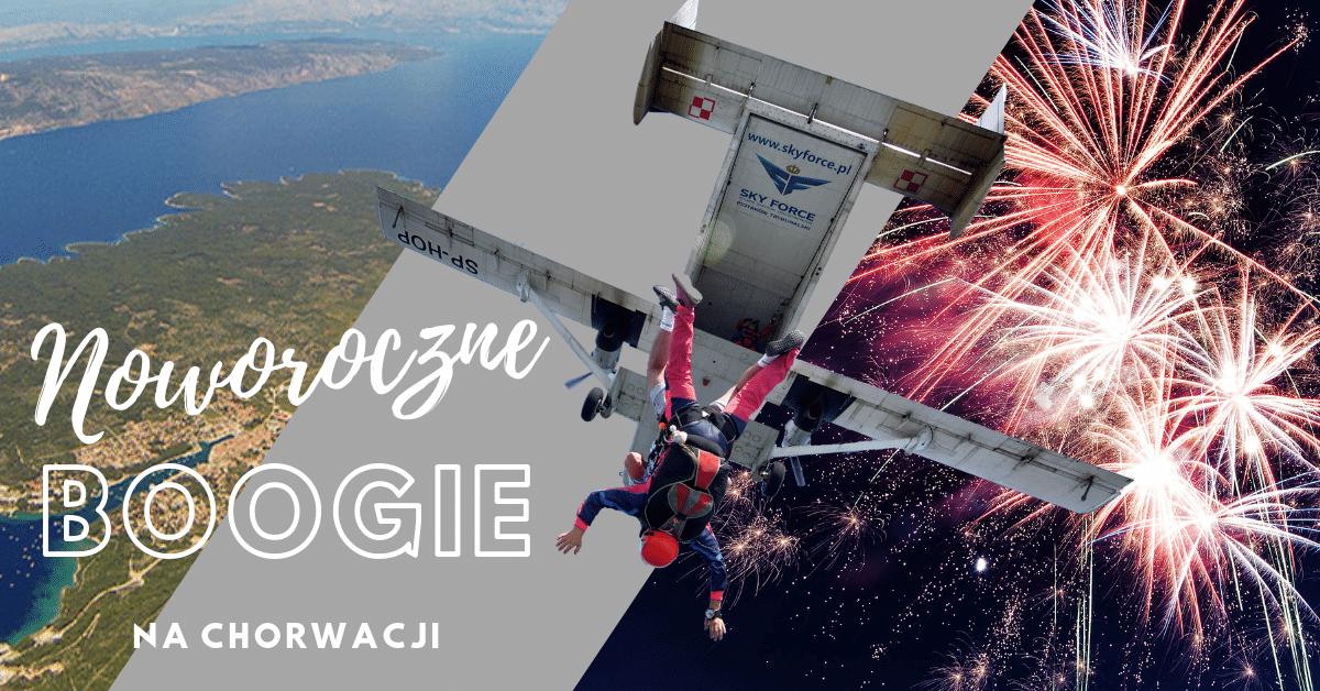Noworoczne Boogie na Chorwacji 27.12.19 – 05.01.20