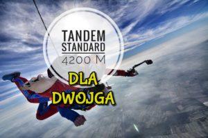 skok tandem standard dla dwojga 300x200 - SKOK TANDEM 4200 STANDARD DLA DWOJGA