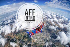 szkolenie spadochronowe aff intro