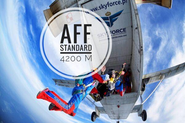 szkolenie spadochronowe aff standard