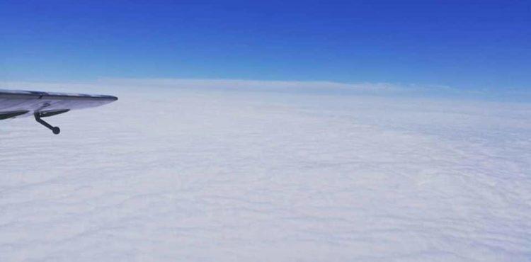 blekit nieba biale chmury e1593429815157 - Początek skocznego lata
