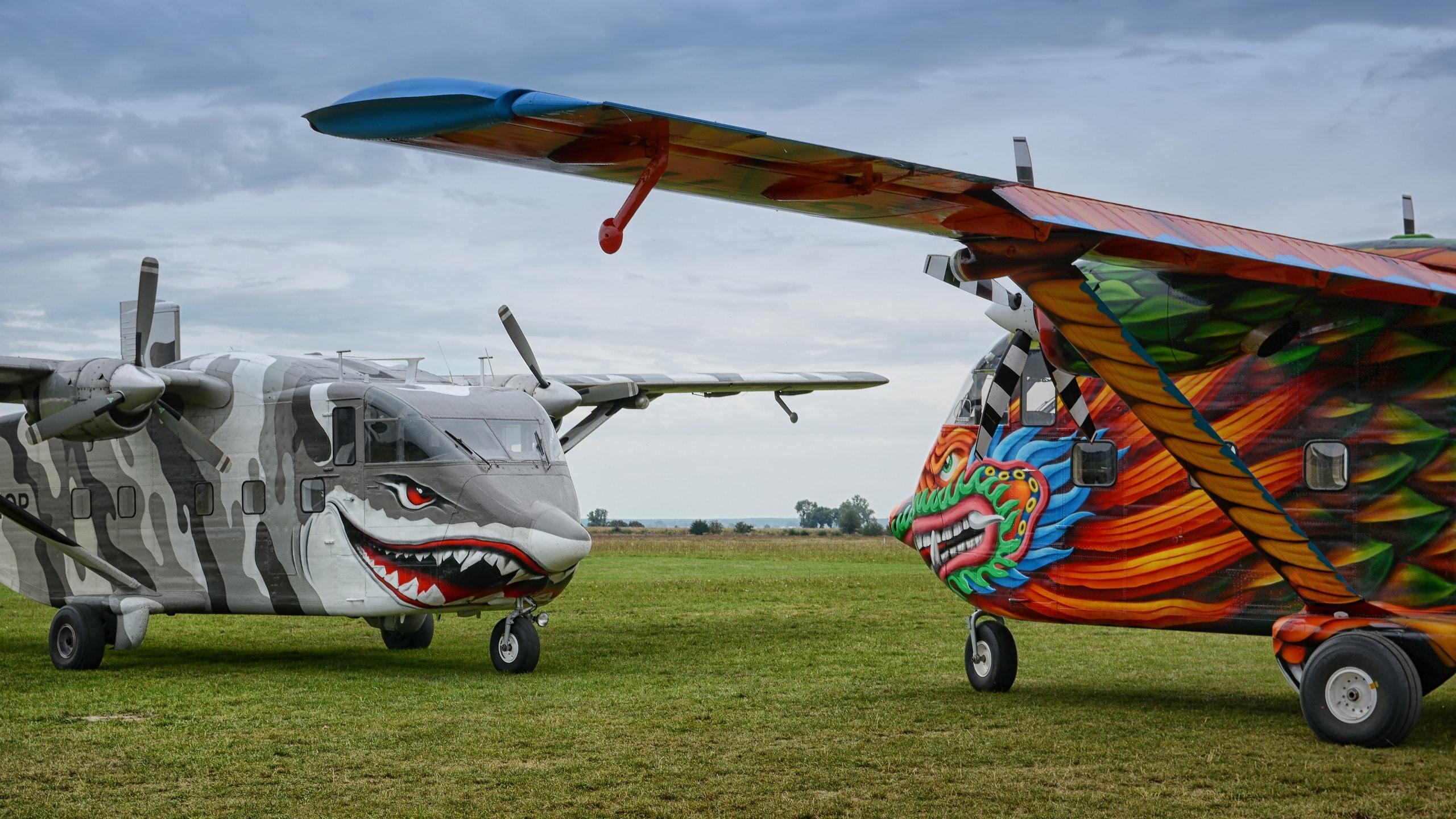 1 s - Samolot
