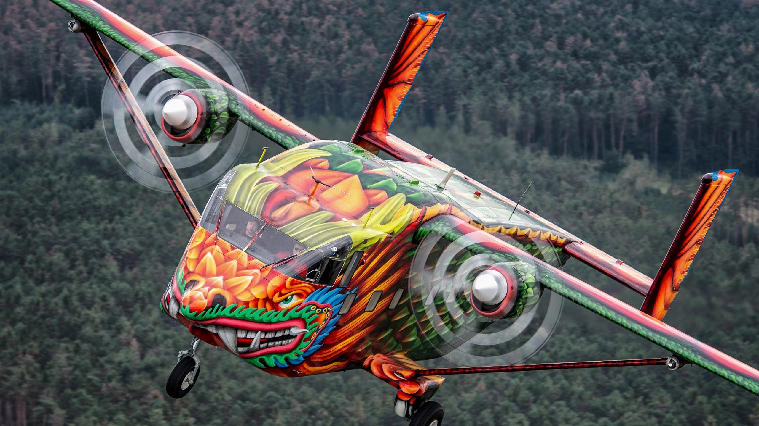 3 s - Samolot